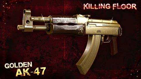 killing floor golden weapons pack pc game download