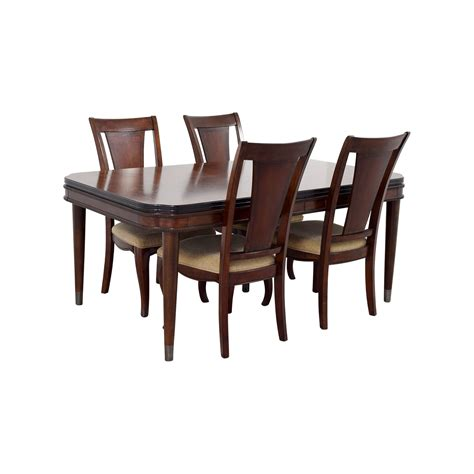 raymour and flanigan vintage dining set 56 raymour flanigan raymour flanigan extendable