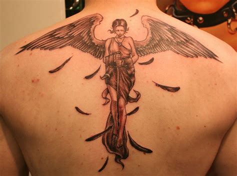 tribal tattoo angel tribal tattoos
