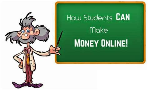 Quick Ways To Make Money Online For College Students - ways to make money quick for college students