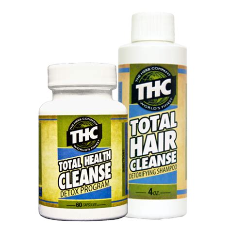 Detox Product For Thc thc detox bundle the herb company