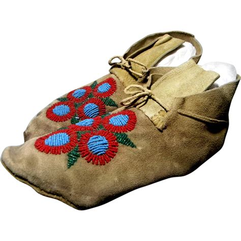 indian slippers american indian moccasins from carolines on ruby