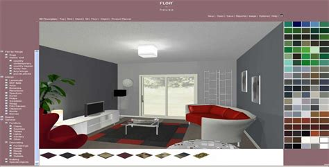 interactive room planner free virtual room planner home design