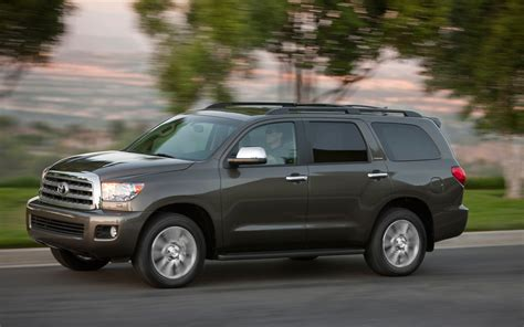 how cars engines work 2011 toyota sequoia free book repair manuals 2012 toyota sequoia photo gallery motor trend