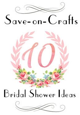 bridal shower craft activity ideas top 10 bridal shower ideas