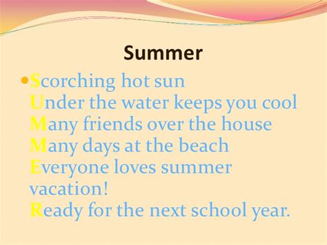 Rejection Letter En Fran Ais summer poems