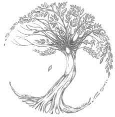 conception de tatouage de l arbre de vie sans par