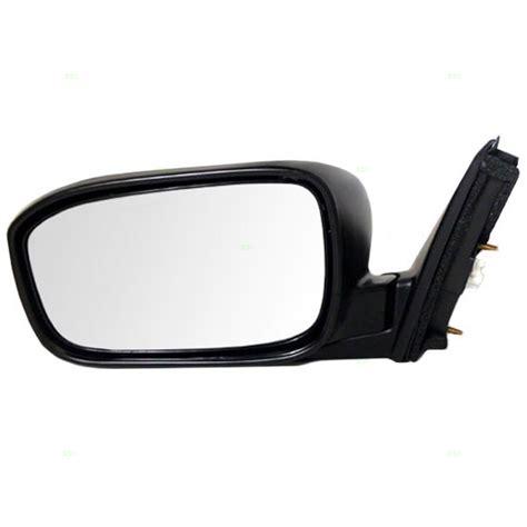 side mirror housing replacement autoandart com 03 07 honda accord new drivers power side view mirror glass housing