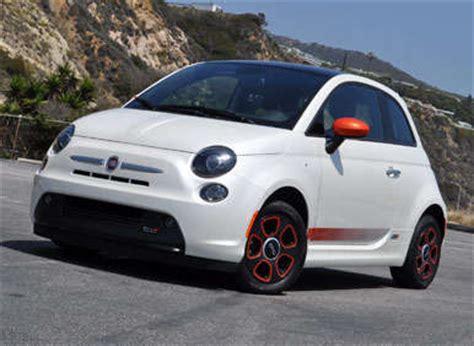 2013 fiat 500e review 2013 fiat 500e drive review autobytel