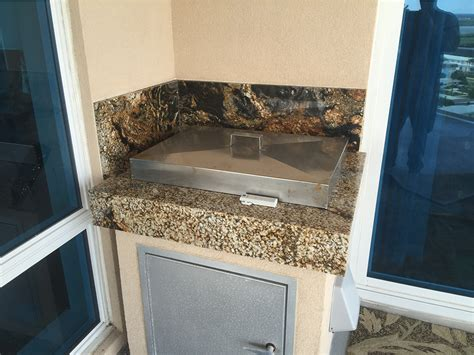 Outdoor Grill Countertop by Outdoor Grill Ideas Granite Extravagant Home Design