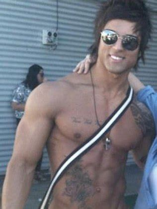 zyzz bodybuilder bodybuilder aziz zyzz shavershian killed by heart defect