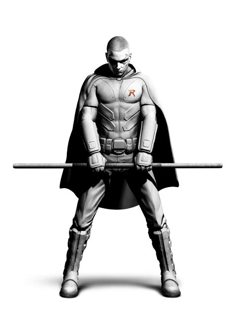 Robin unveiled for Batman: Arkham City - Gematsu
