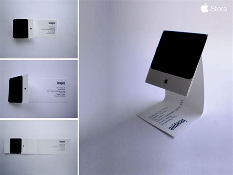 how to make business cards on a mac apple imac business card creative criminals