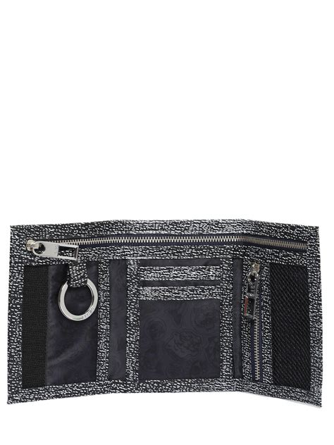 Canvas Printed Wallet kenzo logo printed canvas tri fold wallet for lyst