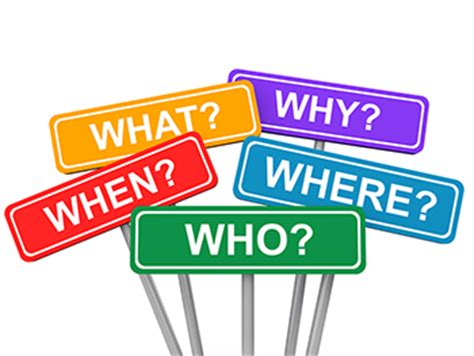 learn how to ask the 5 w s h e questions the before launching an event note these meeting planning 5