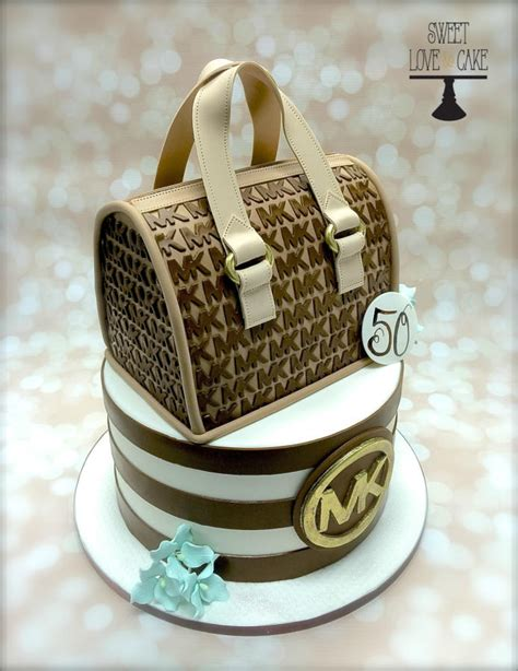 Michael Kors   Cake by Sweet Love & Cake   CakesDecor
