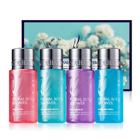 Shower Set Malaysia by Ahc Floral Shower Set Seoul Next By You Malaysia