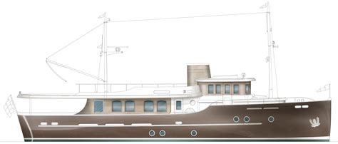 motorjacht livingstone livingstone yacht by hartman yachts boats pinterest