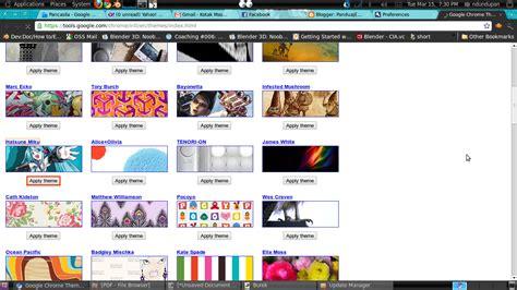 themes chrome browser chromium browser theme panduaji net