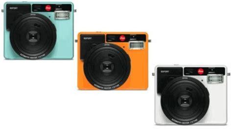 Kamera Merk Leica kamera instan leica sofort akan resmi diperkenalkan jagat review