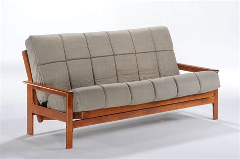 futon furnishings albany continental futon frame by night day furniture