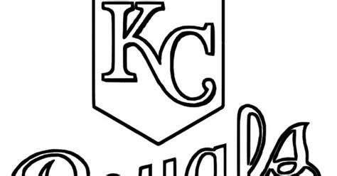 coloring pages kansas city royals kansas city royals free colouring pages