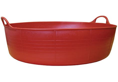 Shallow Bathtub by Large Shallow Tubtrugs Storage Tub In Storage Tubs