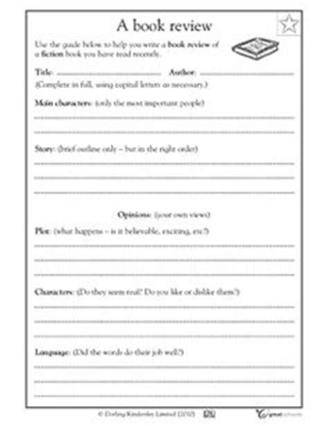 Book Report Template For Middle School Students by Book Review Template Yay To Look Up Book Reviews In Class And I Really Like This One