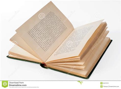 book in with picture open book stock photography image 6547072