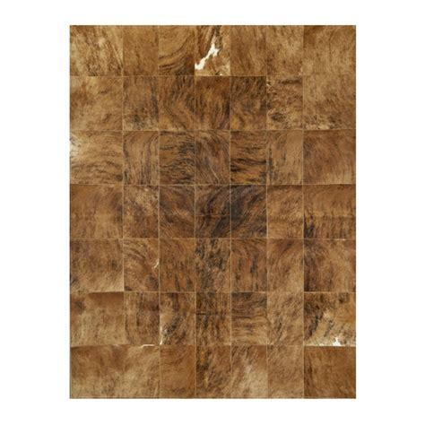 Cowhide Rug Patchwork - patchwork cowhide rug k 67821 edgy swirled fur home