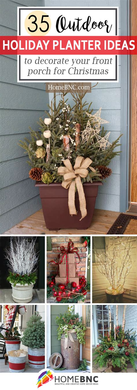 planter design 35 best outdoor holiday planter ideas and designs for 2018
