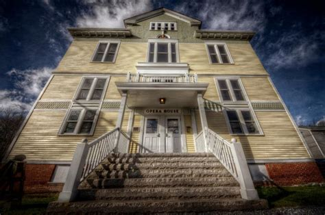 boothbay opera house exploring folklore legends and ghosts with jeff belanger boothbay register