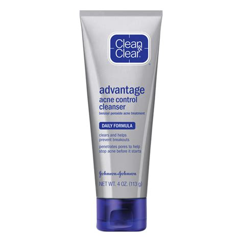 Acne Clear clean clear advantage acne kit