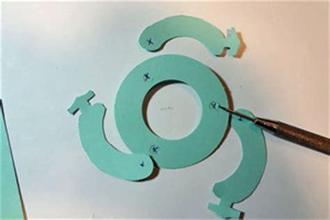 mechanical iris card template mechanical iris tutorial splitcoaststers