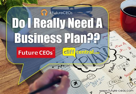 Do I Need An Mba For Sales by Do Entrepreneurs Need A Business Plan To Be Successful