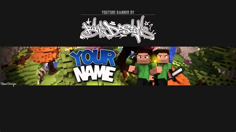 minecraft banner template photoshop youtube