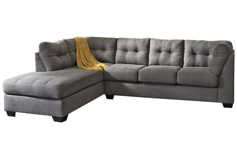 left arm sectional left arm facing sectional sofa bett allure contemporary