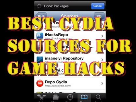 best game mod cydia sources best cydia game hack sources of 2014 ios 7 compatible