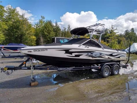 centurion boats canada 2006 centurion cyclone c4 power boat for sale www