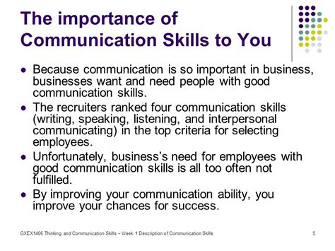 what to write for communication skills in a resume description of communication skills ppt