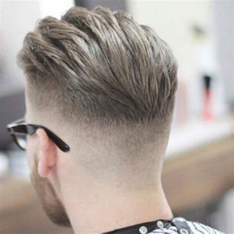 Hair Style For Men From Backside | 25 amazing mens fade hairstyles part 21