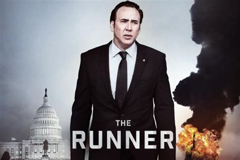 film nicolas cage the runner the runner exclusive clip moviescramble