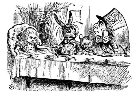 mad hatters and march hares all new stories from the world of lewis carroll s in books s adventures in wonderland a summary britannica