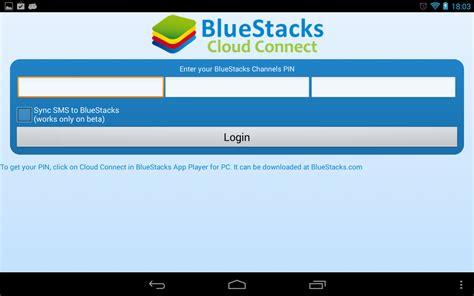 bluestacks login installer lancer des applications et jeux android sur
