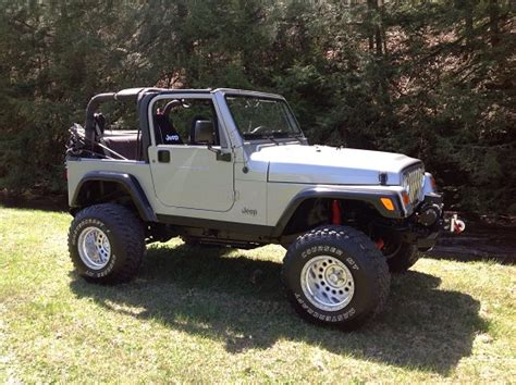 2000 Jeep Wrangler Accessories 2000 Jeep Wrangler 12 000 Or Best Offer 100666901