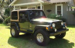 Hardtop For 97 Jeep Wrangler 1997 Jeep Wrangler 6 Cyl 5 Speed Top