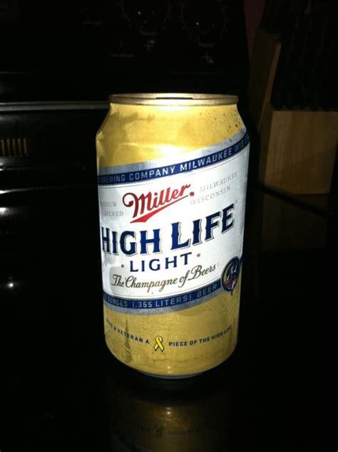 Miller High Lite by Miller High Light Brewgene