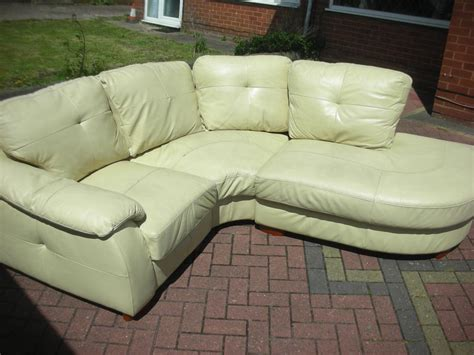 cream leather sofa for sale cream corner leather sofa for sale dudley wolverhton