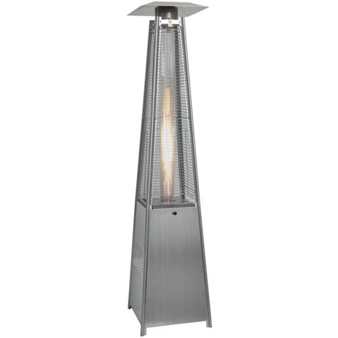 Quartz Glass Tube Real Flame 13kw Gas Garden Outdoor Patio Patio Heater Glass