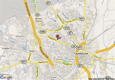 fort bragg carolina map map of baymont inn and suites ft bragg fayetteville